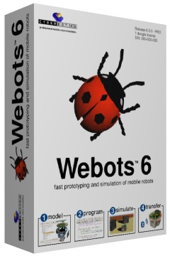 WEBOTS simulation software